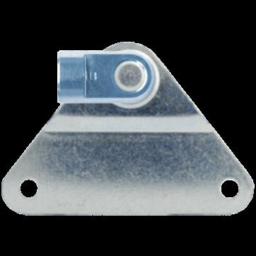 M8 Gelenkauge (19mm) mit Seitenbeschlag