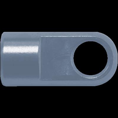 M5 Gelenkauge 16mm (Stärke 6mm, Loch 6.1mm) Edelstahl 304 V2A