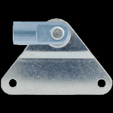 M8 Gelenkauge (27mm) mit Seitenbeschlag