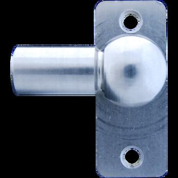 M10 Gelenkauge (27mm) mit Lagerschuh (max. 1800N)