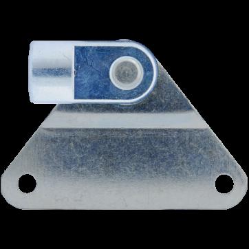 M10 Gelenkauge (27mm) Edelstahl 304 V2A mit Seitenbeschlag (max. 1200N)