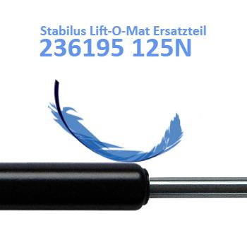 Stabilus 236195 - Ikea Värde gasfeder