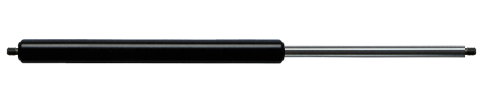 Gasdruckfeder 14-28 Hub 200 Lang
