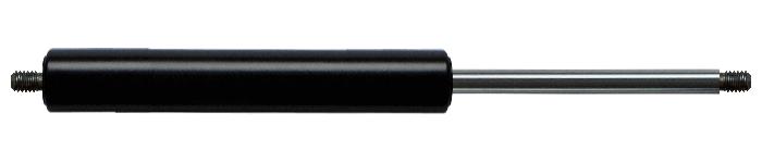 Gasdruckfeder 6-15 Hub 60 Kurz