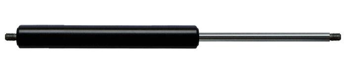 Gasdruckfeder 6-15 Hub 80 Kurz