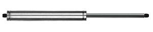 Gasdruckfeder 10-23 Hub 120 Edelstahl 304 V2A