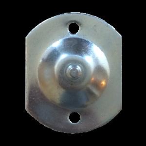 Rundbeschlag 8mm (Max. 1200N)