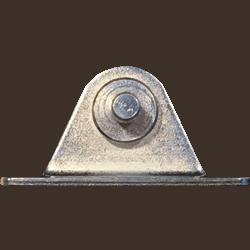 Winkelbeschlag 6mm Edelstahl 316
