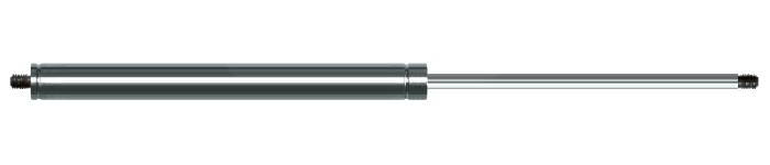 Gasdruckfeder 8-19 Hub 160 Edelstahl 316 V4A
